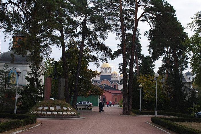 Храмовый комплекс Архистратига Михаила в Дарнице