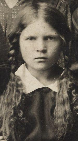 Маруся в 13 лет