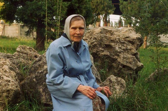 Бабушка Маруся