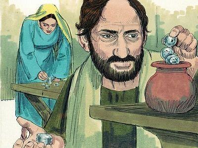 Страшная история Анании и Сапфиры: лишает ли Бог жизни за грехи?