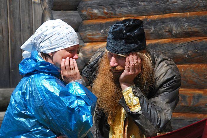 Исповедь. Фото: Борис Гуревич / fotokto.ru