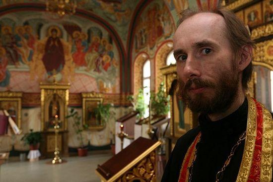 О.Василий Секачёв. Фото: диакон Андрей Радкевич
