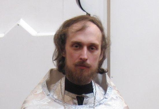 Иерей Николай Петров, клирик храма св. блгв. цар. Димитрия: