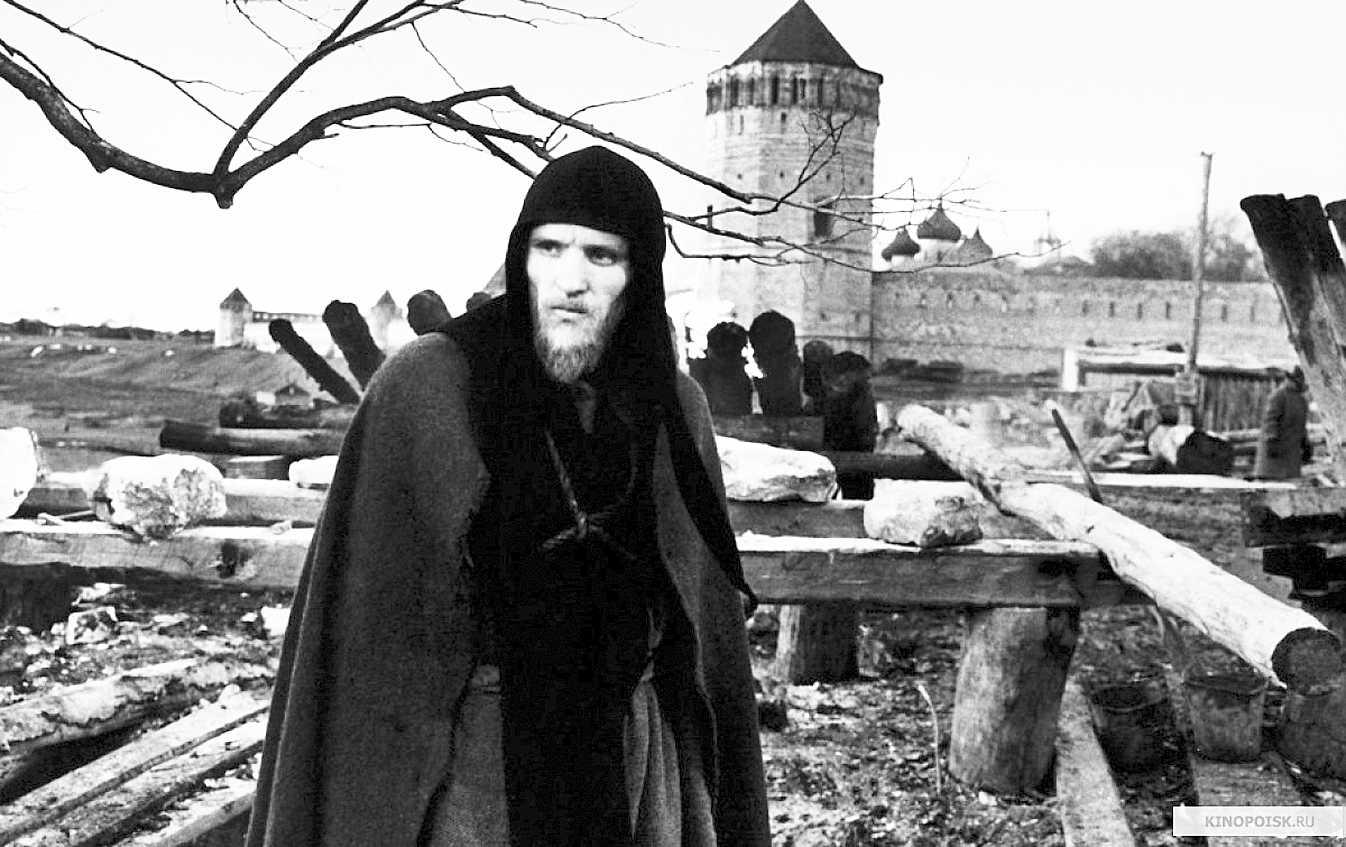 АНГЕЛ И «ДЕМОНЫ» АНДРЕЯ ТАРКОВСКОГО К 50-летию фильма «Андрей Рублев»