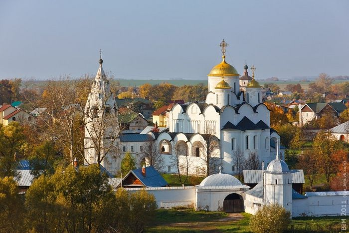 Суздальский Покровский женский монастырь