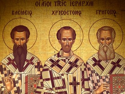 Torch-bearers of the Triune Godhead