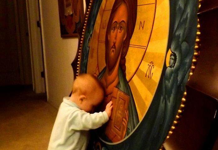 Почему православные почитают иконы?
