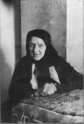 Схимонахиня Анастасия (Шевеленко)
