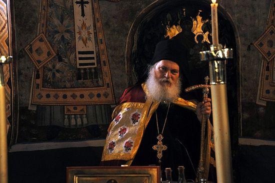 Игумен Ефрем Ватопедский. Фото: pontos-news.gr
