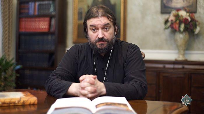Протоиерей Андрей Ткачев. Фото: Pravlib.ru
