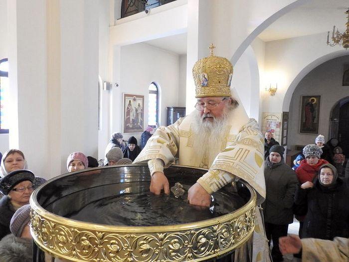 Архиепископ Южно-Сахалинский и Курильский Тихон (Доровских)