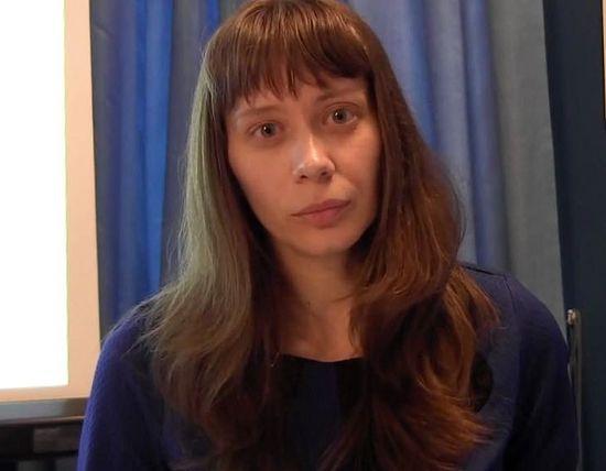 Наталья Старинова, фото: www.diaconia.ru