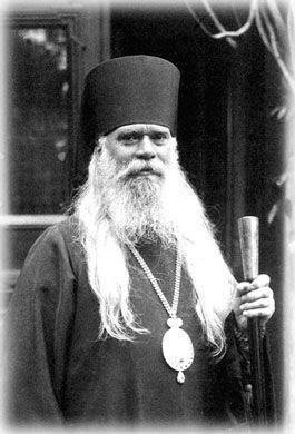 St. Seraphim (Sobolev)
