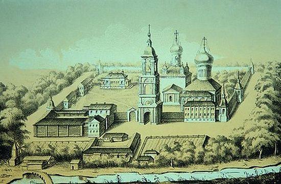 The Arzamazsk Alexeiev monastery