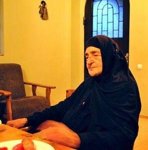 Монахиня Пелагия (Ксоврели)
