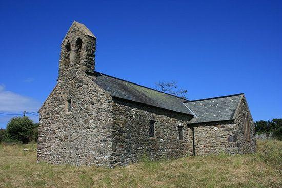 St. Teilo's Church in Llandeloy