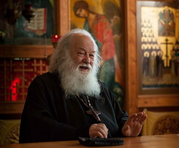 Протоиерей Валериан Кречетов. Фото: solovki-monastyr.ru