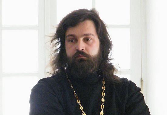 Свештеник Алексије Јаковљев