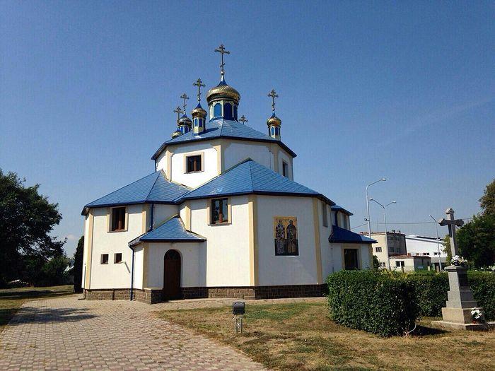 Кафедральный собор святых Кирилла и Мефодия в Михаловце (Словакия)