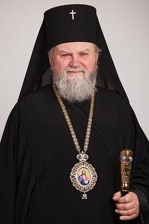 Его Высокопреосвященство Михаил, архиепископ Пражский и Чешских земель