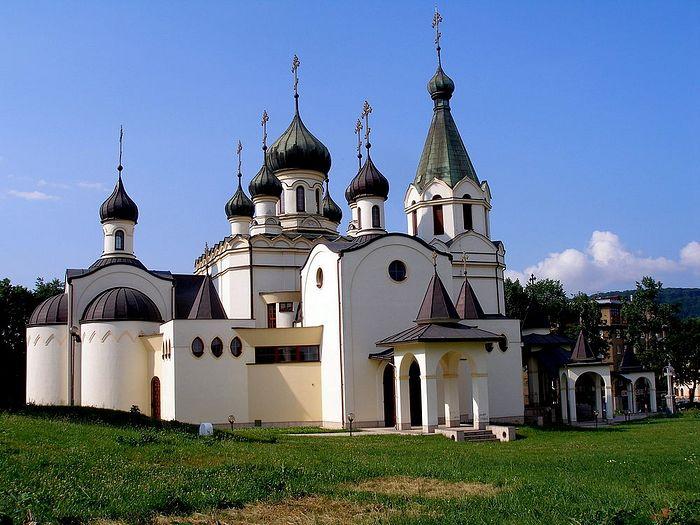 Кафедральный собор св. кн. Александра Невского в Прешове