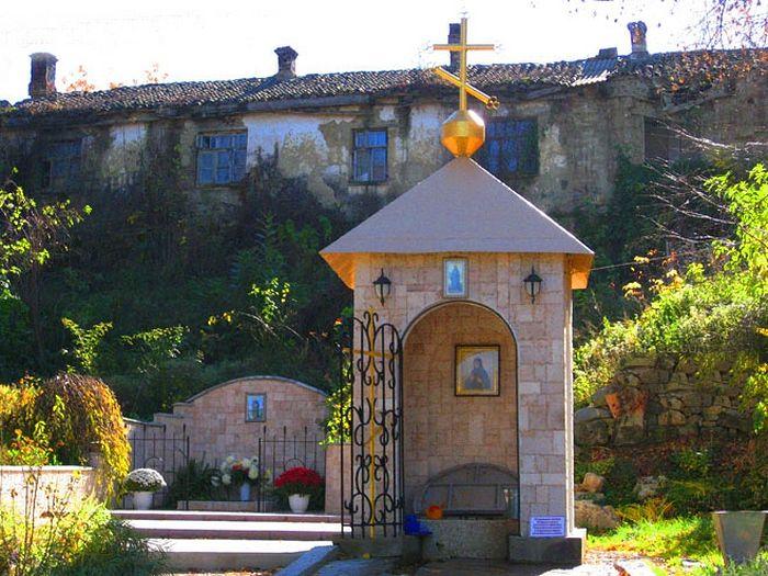 В Топловском монастыре