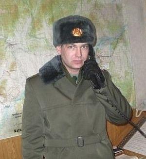 Херој Русије мајор Сергеј Солнечников, који је спасио војника по цену свог живота