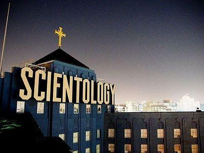 Scientology and the CIA