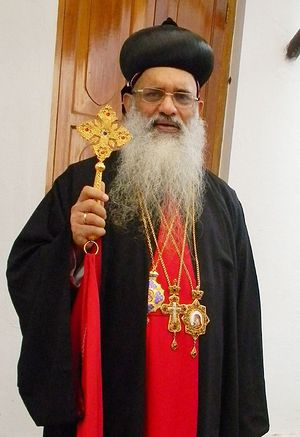 Католикос Маланкарской церкви Василий Мар Фома Павел II