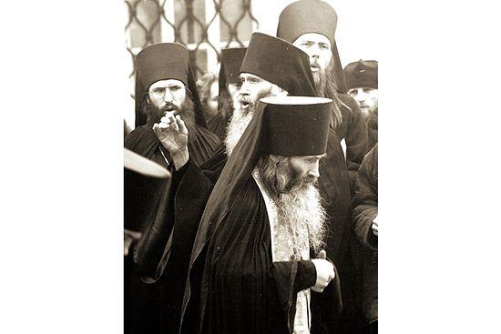 Отец Илий в Оптине