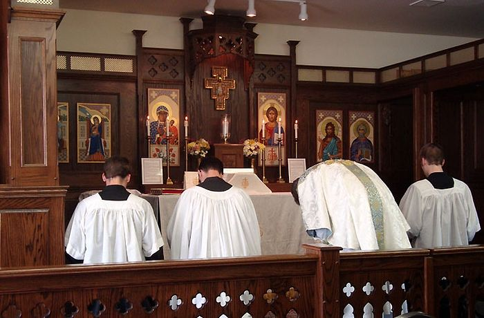 Holy Incarnation Western Rite Orthodox Church in Detroit