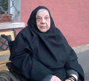Монахиня Георгия (Каледа)