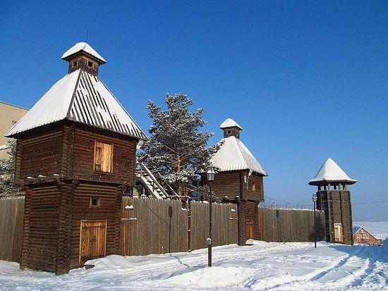 Света Русија: Тарски Кремљ. Овде су се људи вековима до смрти борили за руске границе