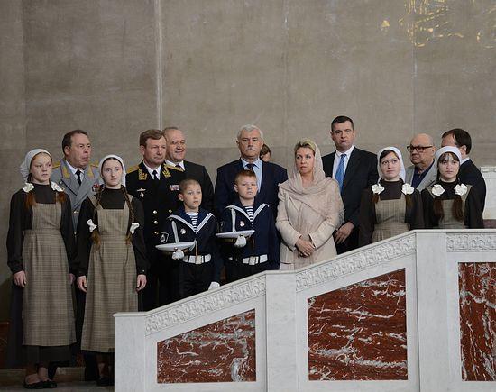 На освящении Кронштадтского Морского собора.28.05.2013 г. Фото: patriarchia.ru