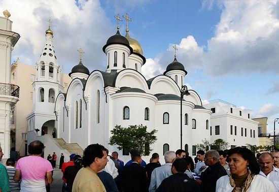 Казанский храм в Гаване