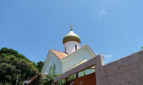 Храм мученицы Зинаиды в Рио-де-Жанейро