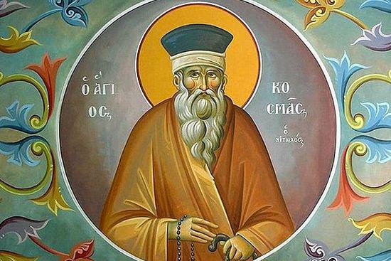 Св. Косма Этолийский
