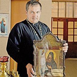 Иерей Николай Молокоедов, фото Ольги Беляковой