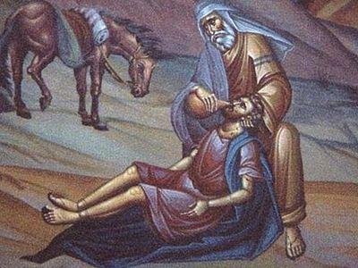 Увидеть в ближнем Христа