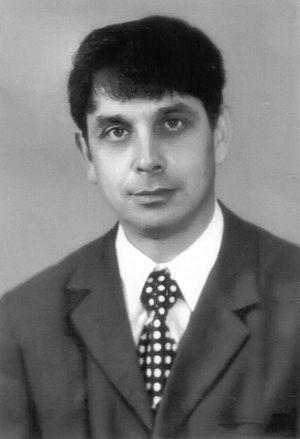Молодой учитель Георгий Стародуб