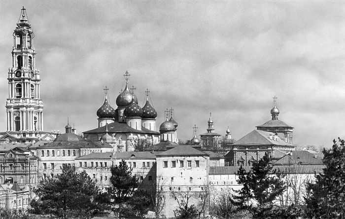 The Holy Trinity-St. Sergius Lavra.