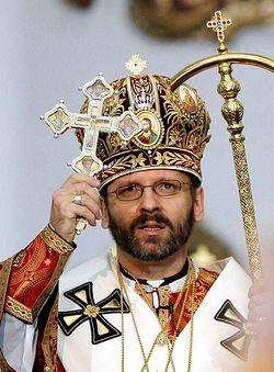 Глава униатской церкви Святослав Шевчук