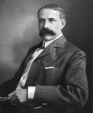 Edward Elgar - the greatest son of Worcester