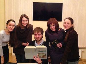The St. Felix Orthodox language courses' humble beginnings.