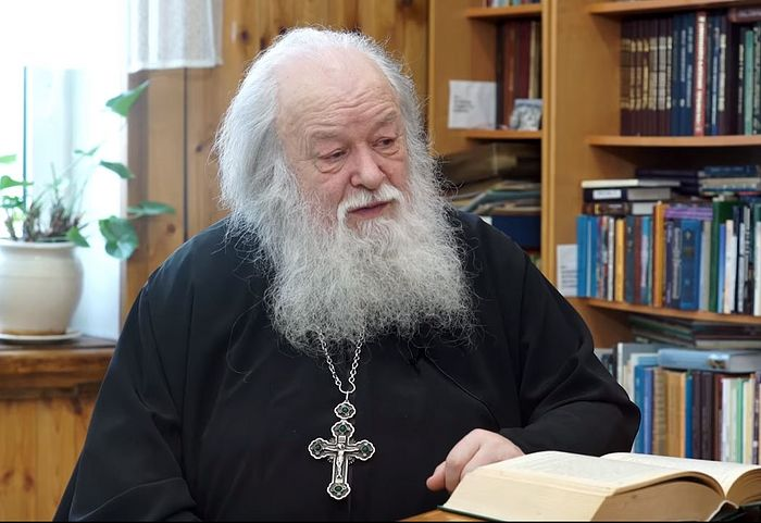 Протоиерей Валериан Кречетов. Фото: Православие.Ru