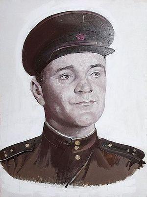 Фронтовик Юрий Васильевич Бондарев