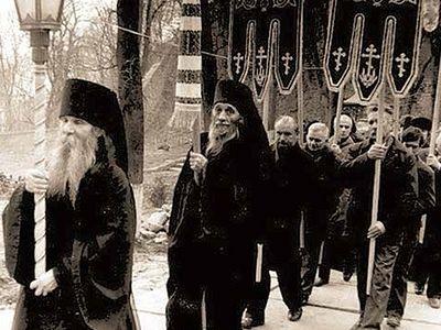 Отец Руф и закрытие Киево-Печерской Лавры