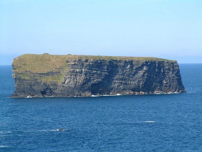 Остров Бишоп-Айленд, графство Клэр