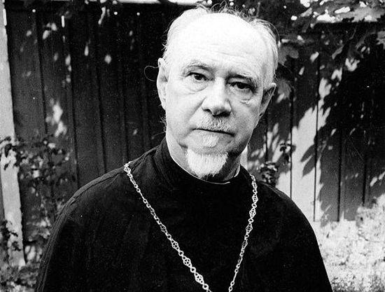 Отец Георгий Едлинский. 1987 г.