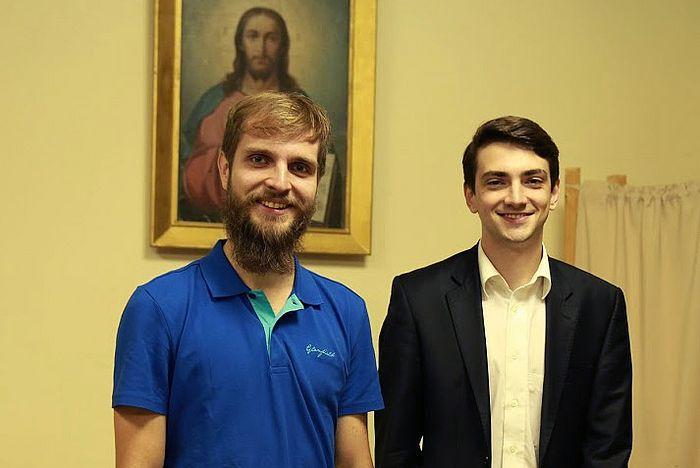 Алексей Макаров и Филипп Чэмпион